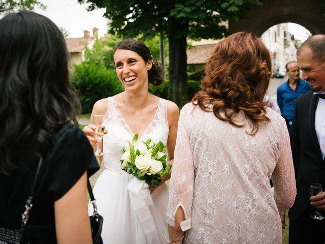 Il matrimonio di Luca e Elisa a Alessandria, Alessandria 40