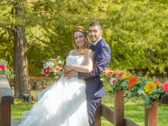 Le nozze di Maria Vittoria e Matteo