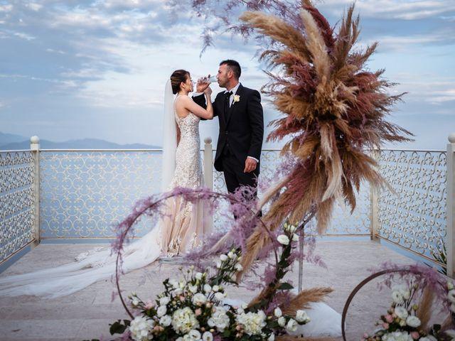Le nozze di Enrica e Gianluca
