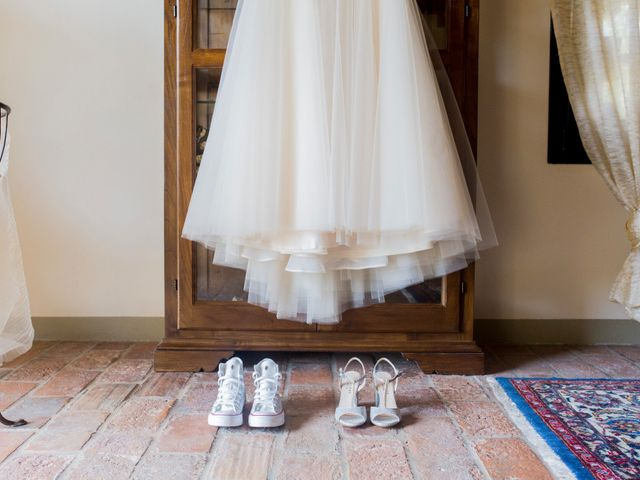 Il matrimonio di Francesco e Daniela a Castel San Pietro Terme, Bologna 4
