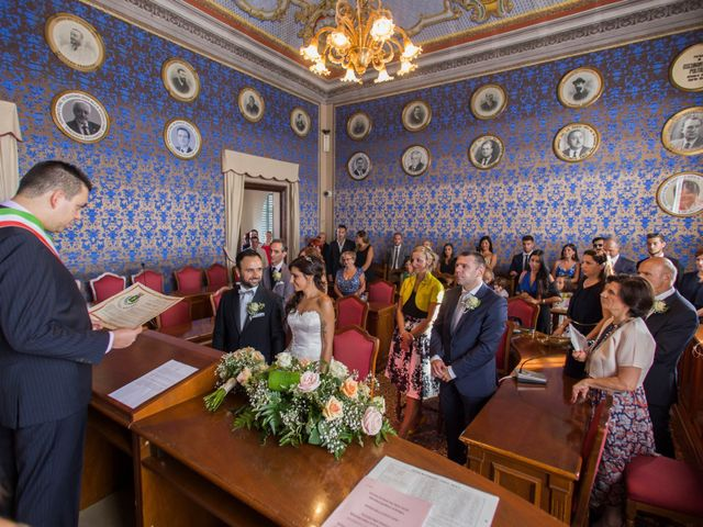 Il matrimonio di Francesco e Daniela a Castel San Pietro Terme, Bologna 15