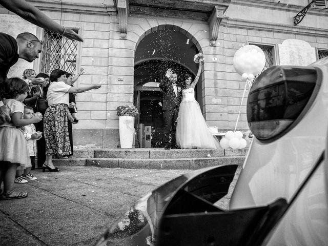 Il matrimonio di Francesco e Daniela a Castel San Pietro Terme, Bologna 16