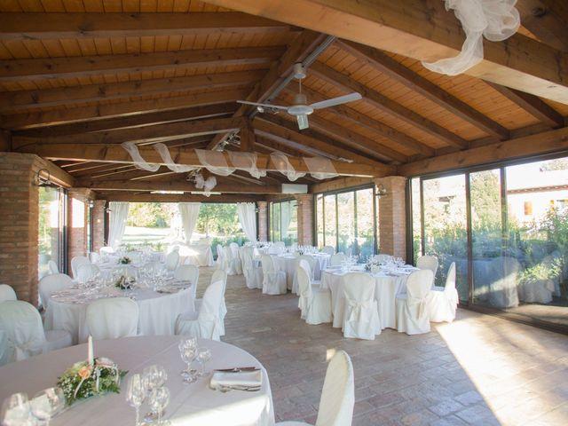 Il matrimonio di Francesco e Daniela a Castel San Pietro Terme, Bologna 20
