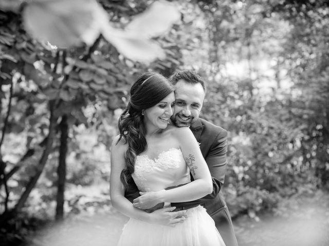 le nozze di Daniela e Francesco