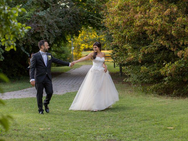 Il matrimonio di Francesco e Daniela a Castel San Pietro Terme, Bologna 23