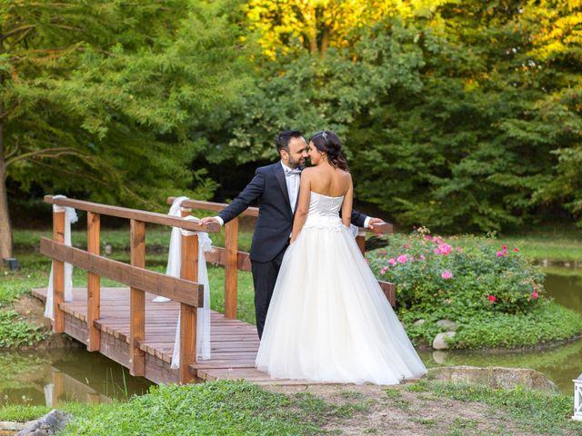 Il matrimonio di Francesco e Daniela a Castel San Pietro Terme, Bologna 24