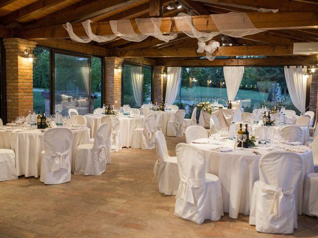 Il matrimonio di Francesco e Daniela a Castel San Pietro Terme, Bologna 27