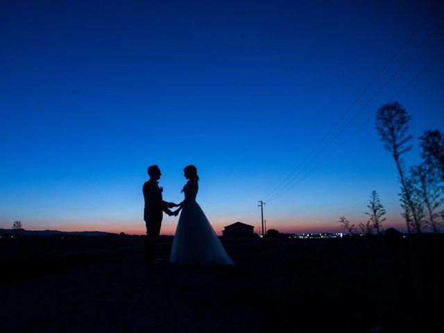Il matrimonio di Francesco e Daniela a Castel San Pietro Terme, Bologna 1
