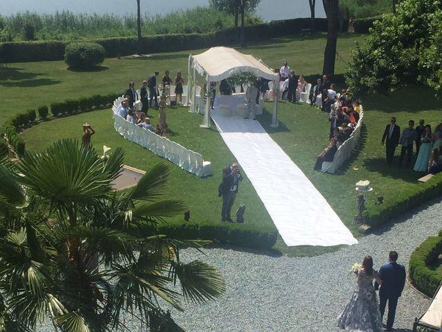 Il matrimonio di Andy e Valy a Montorfano, Como 1