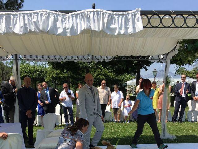 Il matrimonio di Andy e Valy a Montorfano, Como 6