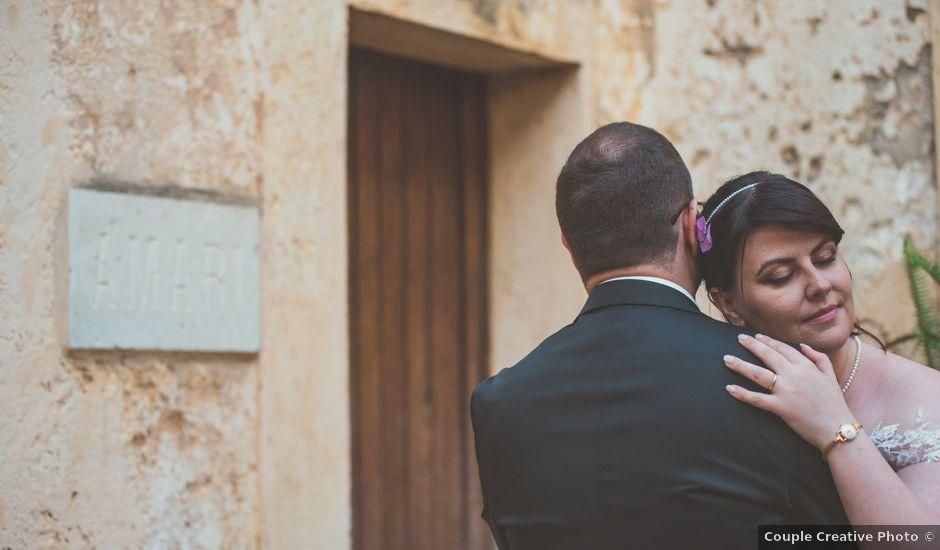 Il matrimonio di Pier Francesco e Alessia a Palermo, Palermo
