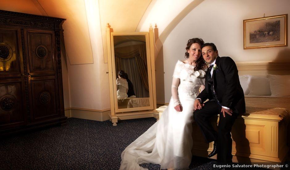 Il matrimonio di Francesco e Raffaella a Loreto Aprutino, Pescara