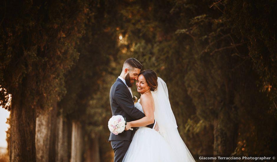 Il matrimonio di Davide e Sara a Poggio Berni, Rimini
