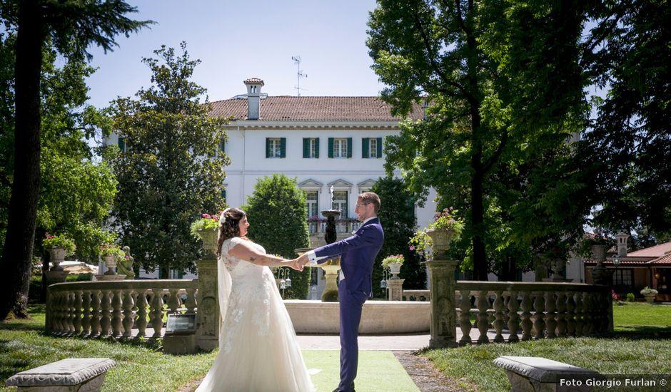 Il matrimonio di Andrea e Monica a Cessalto, Treviso