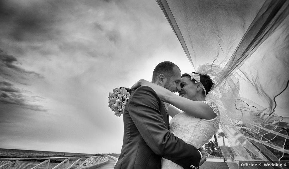 Il matrimonio di Emanuele e Chiara a Grottammare, Ascoli Piceno