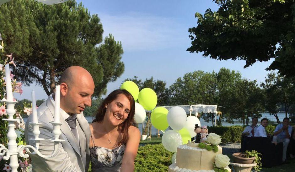 Il matrimonio di Andy e Valy a Montorfano, Como
