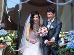 le nozze di Alessia e Riccardo 5