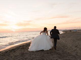 Le nozze di Chiara e Attilio 1