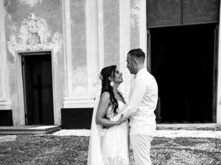 le nozze di Tanja e Maurizio 1