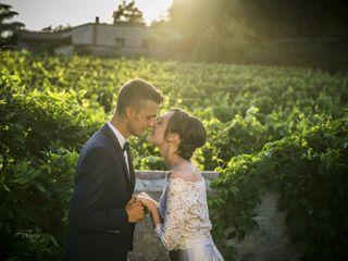 Le nozze di Daiana e Matteo