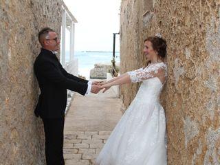 Le nozze di Natascia  e Giovanni