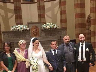 Le nozze di Letizia e Simone 1