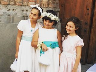 Le nozze di Letizia e Simone 3