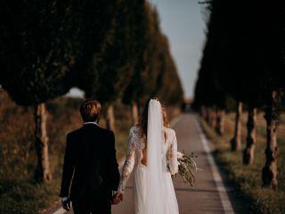 Le nozze di Benedetta e Marco