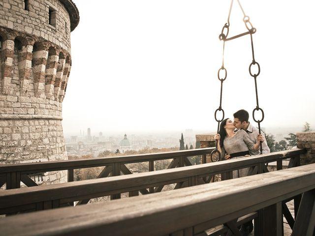 Il matrimonio di Alessio e Alessia a Martinengo, Bergamo 16