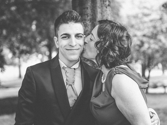 Il matrimonio di Alessio e Alessia a Martinengo, Bergamo 27