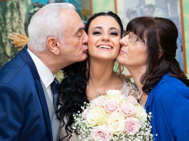 Il matrimonio di Alessio e Alessia a Martinengo, Bergamo 35