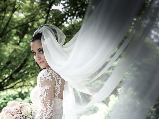 Il matrimonio di Alessio e Alessia a Martinengo, Bergamo 41