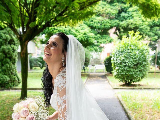 Il matrimonio di Alessio e Alessia a Martinengo, Bergamo 43
