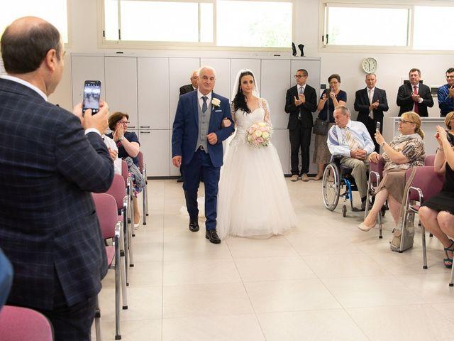 Il matrimonio di Alessio e Alessia a Martinengo, Bergamo 45