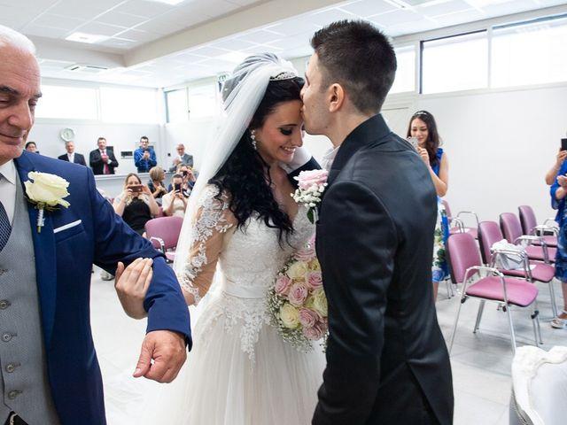 Il matrimonio di Alessio e Alessia a Martinengo, Bergamo 46