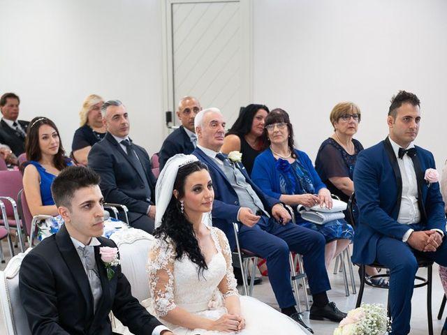 Il matrimonio di Alessio e Alessia a Martinengo, Bergamo 49