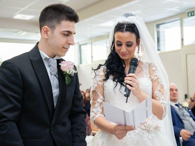 Il matrimonio di Alessio e Alessia a Martinengo, Bergamo 52
