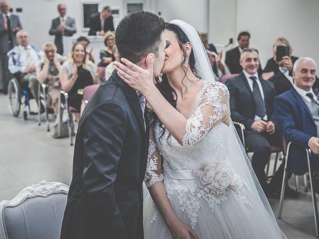 Il matrimonio di Alessio e Alessia a Martinengo, Bergamo 54
