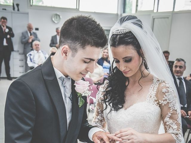 Il matrimonio di Alessio e Alessia a Martinengo, Bergamo 55