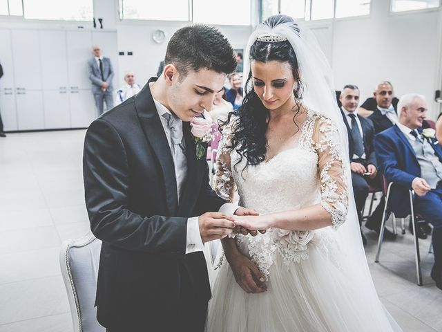 Il matrimonio di Alessio e Alessia a Martinengo, Bergamo 56