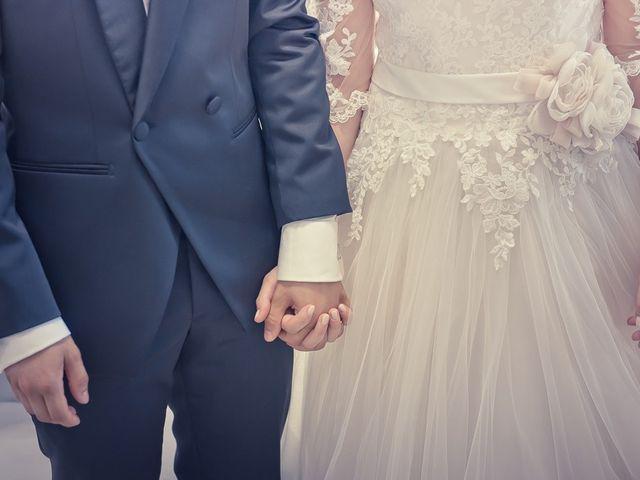 Il matrimonio di Alessio e Alessia a Martinengo, Bergamo 57