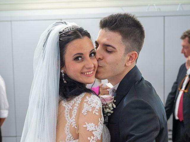 Il matrimonio di Alessio e Alessia a Martinengo, Bergamo 64