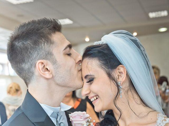 Il matrimonio di Alessio e Alessia a Martinengo, Bergamo 65