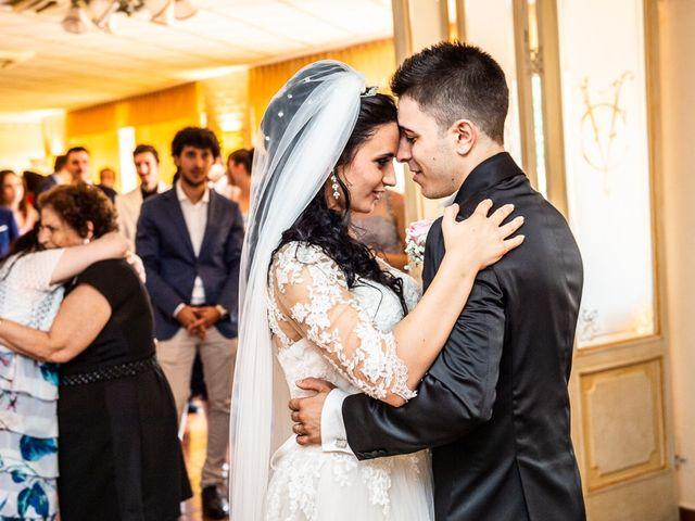 Il matrimonio di Alessio e Alessia a Martinengo, Bergamo 69