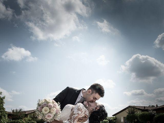 Il matrimonio di Alessio e Alessia a Martinengo, Bergamo 72