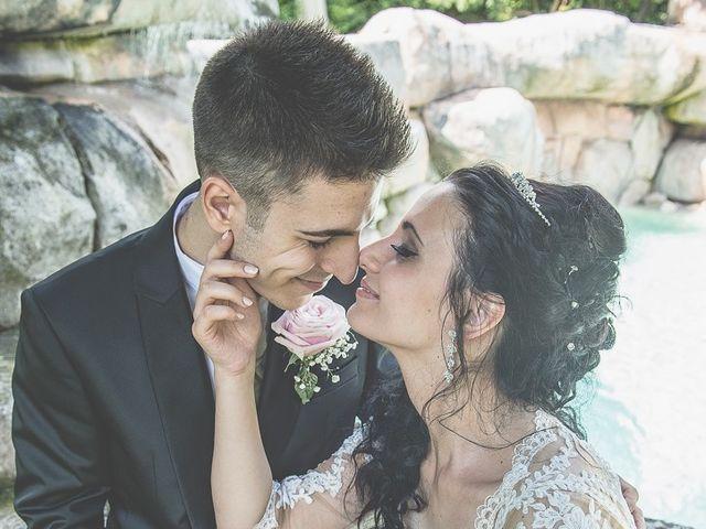 Il matrimonio di Alessio e Alessia a Martinengo, Bergamo 75