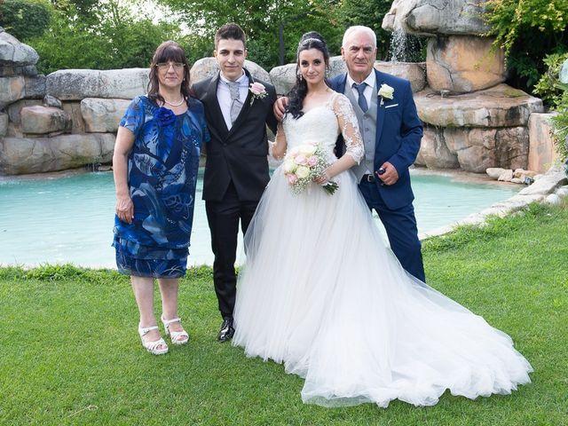 Il matrimonio di Alessio e Alessia a Martinengo, Bergamo 76