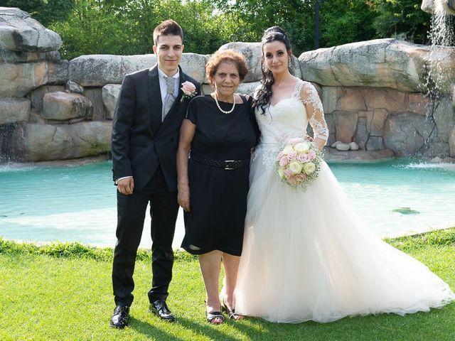 Il matrimonio di Alessio e Alessia a Martinengo, Bergamo 78