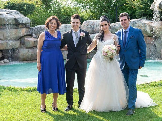 Il matrimonio di Alessio e Alessia a Martinengo, Bergamo 80