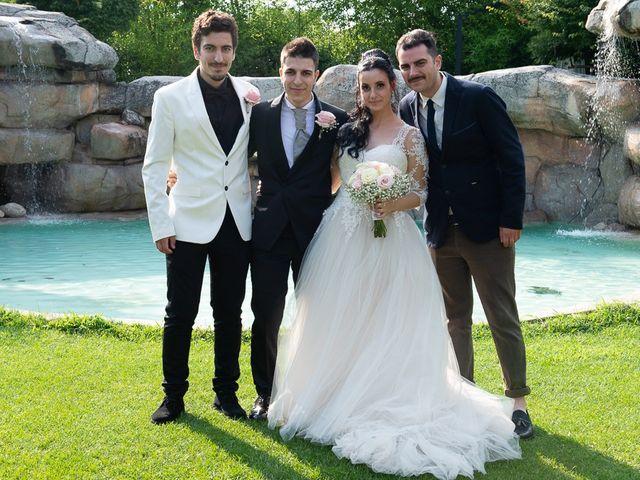 Il matrimonio di Alessio e Alessia a Martinengo, Bergamo 81